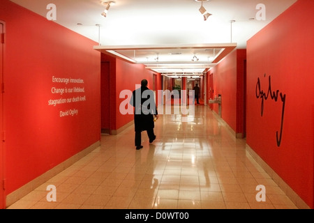 ogilvy new york office. Ogilvy \u0026 Mather Headquarters In New York City - Stock Photo Office