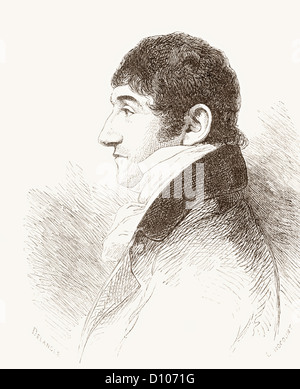 Henry Howard, 1769 –1847. British portrait and history artist. - Stock Photo