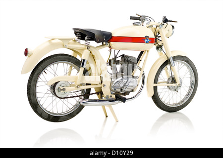 1966 MV Agusta Liberty Turismo motorcycle - Stock Photo