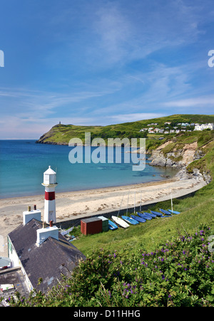 Port Erin,Isle of Man.British Isles. - Stock Photo