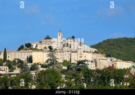 Banon Alpes-de-Haute-Provence France - Stock Photo