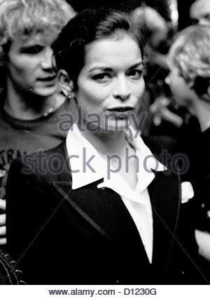 bianca jagger portrait famous people person perso - Stock Photo