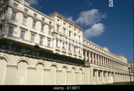 London, United Kingdom, Carlton House Terrace - Stock Photo