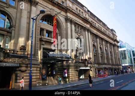 Royal Exchange Theatre, Deansgate, Manchester. - Stock Photo