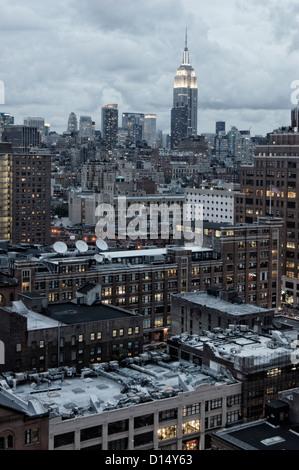 Standard Hotel Greenwich Village New York