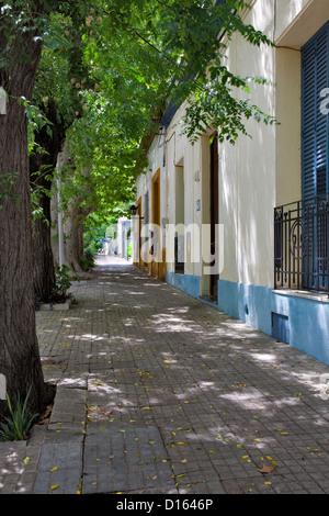 Colonia del Sacramento Uruguay - Stock Photo