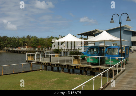 how to get from gold coast to stradbroke island