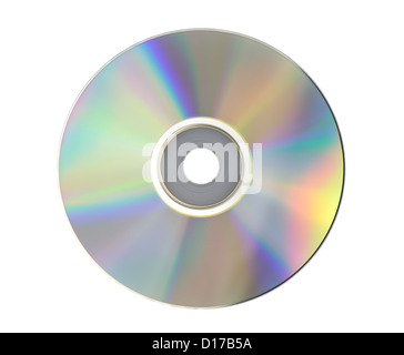 CD / DVD media - Stock Photo