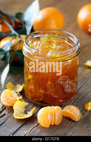 orange jelly stock photo 52743085 alamy. Black Bedroom Furniture Sets. Home Design Ideas