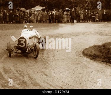 F. C. Clement Isle of Man TT in 1922 - Stock Photo