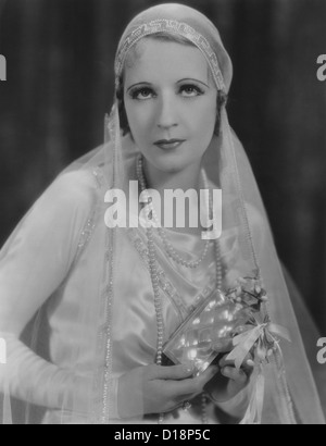 Fashionable bride - Stock Photo