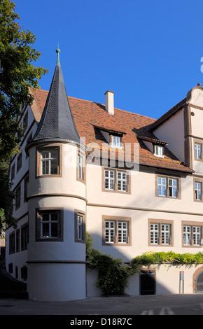 im Kloster Maulbronn, Herzogliches Jagdschloss, Evangelisches theologisches Seminar, Gymnasium mit Internat,