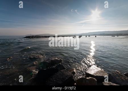 Rhos On Sea North Wales - Stock Photo