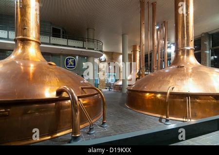 Löwenbräu Brewery Munich, München, Bavaria, Germany - Stock Photo