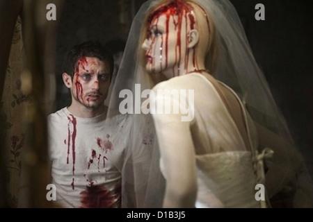 MIDNIGHT'S MANIAC 2013 IFC film with Elijah Wood as Frank - Stock Photo