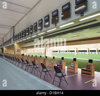 Olympic Shooting Ranges London United Kingdom Architect