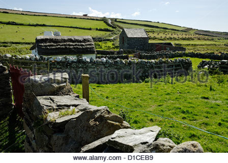 cregneash  isle of man stock photo  royalty free image cottages isle of man luxury isle of man cottages