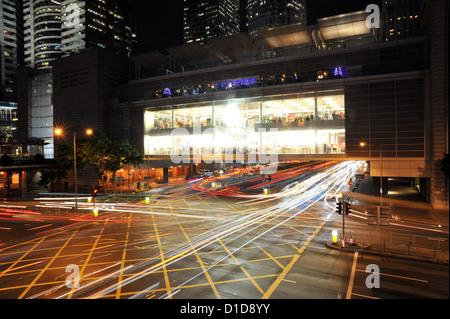 HONG KONG, CHINA - NOV 27, 2012: Apple Store on Nov 27, 2012 in International Financial Center, Hong Kong. - Stock Photo