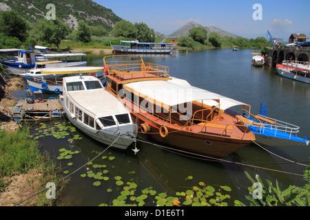 Virpazar, Skadar Lake, Montenegro, Europe - Stock Photo