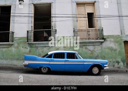 Chevy, Santiago de Cuba. - Stock Photo