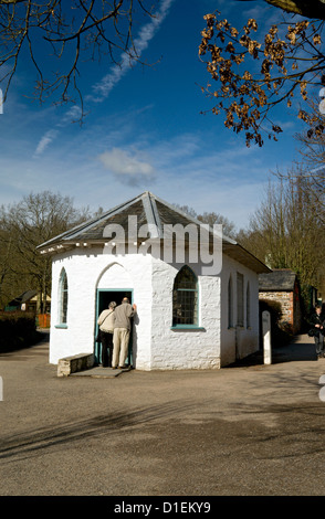 toll house national history museum st fagans cardiff south wales - Stock Photo
