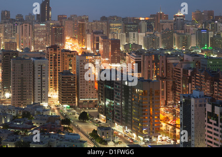 Abu Dhabi, United Arab Emirates, Middle East - Stock Photo