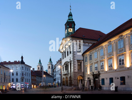 Ljubljana, Slovenia, Europe - Stock Photo
