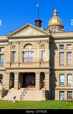 State Capitol, Cheyenne, Wyoming, United States of America, North America