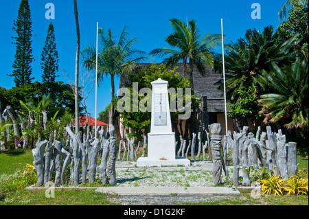 Ile des Pins, New Caledonia, Melanesia, South Pacific, Pacific - Stock Photo
