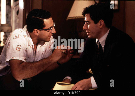Quiz Show   Quiz Show   John Turturro, Rob Morrow *** Local Caption *** 1994  HOLLYWOOD PICTURES/IFTN - Stock Photo