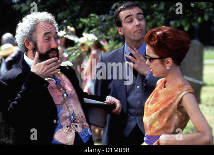 Simon callow john hannah charlotte coleman four weddings for Four weddings and a funeral director mike