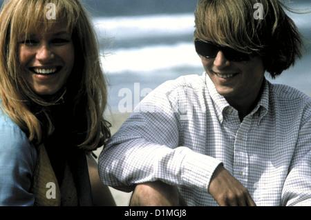 Blow   Blow   Franka Potente, Johnny Depp *** Local Caption *** 2001  Kinowelt - Stock Photo