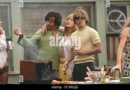 Blow   Blow   Paul Reubens, Franka Potente, Johnny Depp *** Local Caption *** 2001  Kinowelt - Stock Photo
