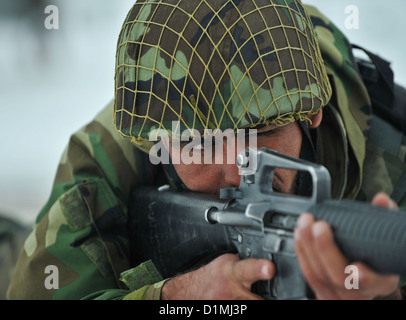 The Kabul Military Training Centre (KMTC) - Stock Photo