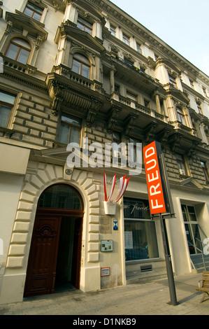 Österreich, Wien 9., Berggasse 19, Sigmund Freud Museum. - Stock Photo