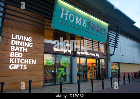 HomeSense home furnishings furniture store. Reading ...