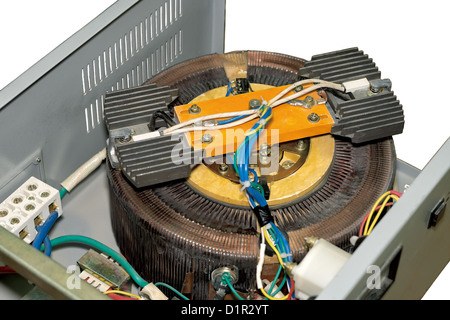 appliance, box, component, control, digital, electric, electrical, electricity, electronics, energy-efficient, energy - Stock Photo