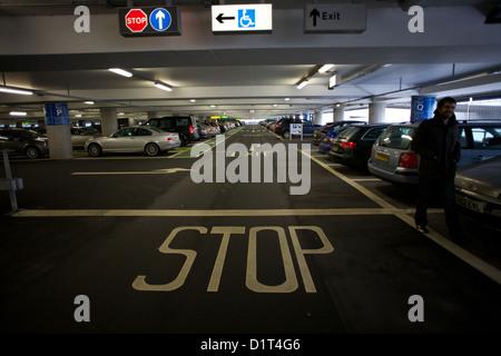 Broadgate Multi Storey Car Park Lincoln