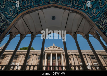 The Archaeological Museum in istanbul,Turkey - Stock Photo