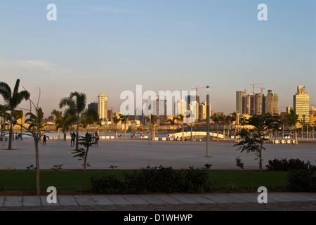 Marginal of Luanda, Angola - Stock Photo
