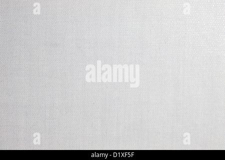 White Paper Canvas Background Texture Closeup
