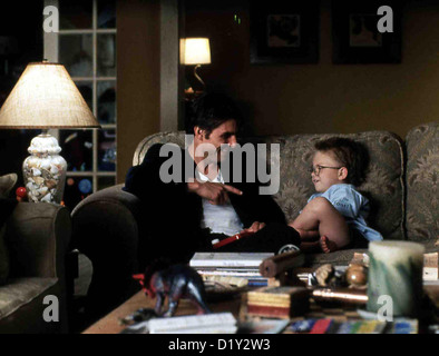 Jerry Maguire - Spiel Des Lebens  Jerry Maguire  Jerry Maquire (Tom Cruise), Ray Boyd (Jonathan Lipnicki) *** Local - Stock Photo