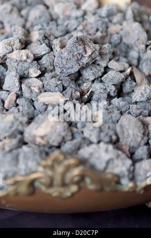 Ogaden, Boswellia Rivae, Incense Resin from Ethiopia - Stock Photo