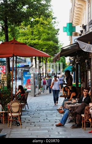 Cafe Rue Turbigo
