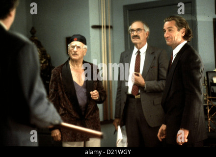 Mistress - Die Geliebten Von Hollywood   Mistress   Eli Wallach, Martin Landau, Robert De Niro. *** Local Caption - Stock Photo