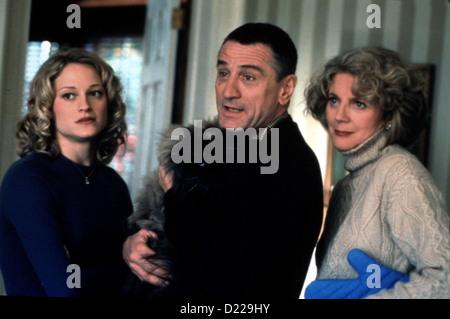 Meine Braut, Ihr Vater Und Ich  Meet Parents  Teri Polo, Robert De Niro, Blythe Danner Pam Byrnes (Teri Polo), Jack - Stock Photo