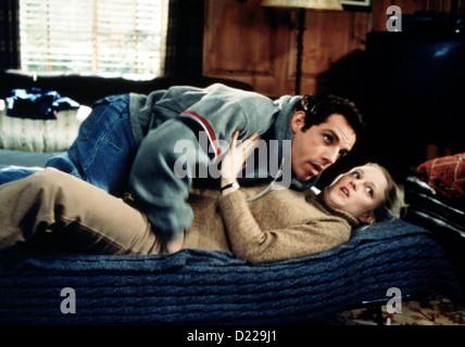 Meine Braut, Ihr Vater Und Ich  Meet Parents  Ben Stiller, Tery Polo Greg Focker (Ben Stiller) moechte seiner Freundin - Stock Photo