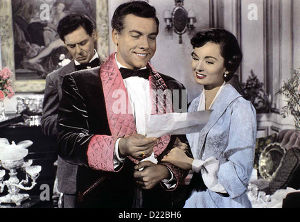 Der Grosse Caruso   Great Caruso, The   Mario Lanza, Ann Blyth *** Local Caption *** 1951  -- - Stock Photo