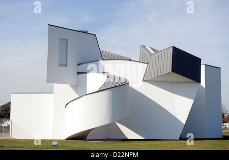 Weil am Rhein, Germany, the Vitra Design Museum by Frank O. Gehry - Stock Photo
