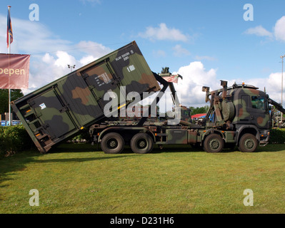 Army Open Day 2012 in the Netherlands Oirschot,